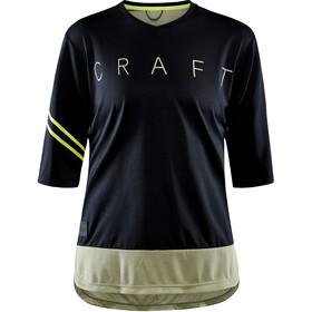 Craft Core Offroad XT Kurzarm Trikot Damen black/forest